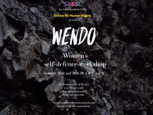 WenDO Poster